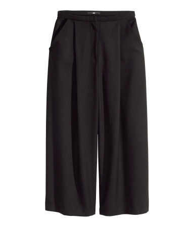 Culotte trouser